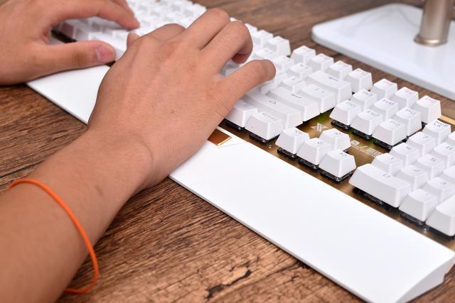 机械键盘手托